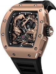 Richard Mille » Watches » RM 057 Dragon Jackie Chan » RM 57-01 Phoenix and Dragon Jackie Chan