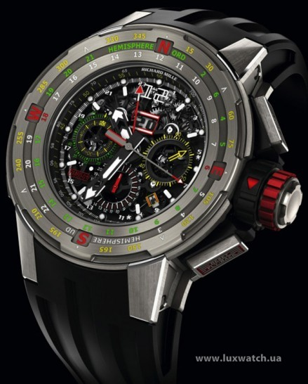 Richard Mille » Watches » RM 060-01 Regatta Flyback Chronograph » RM 060-01 Regatta Flyback Chronograph