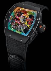Richard Mille » Watches » RM 68-01 Tourbillon Kongo » RM 68-01