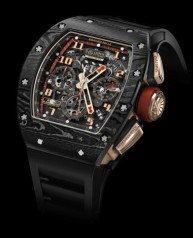 Richard Mille » Watches » RM 011 NTPT Lotus F1 Team » RM 011 NTPT Lotus F1 Team