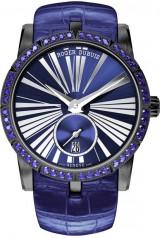 Roger Dubuis » _Archive » Excalibur 36 Automatic Jewellery » RDDBEX Titanium Sapphire