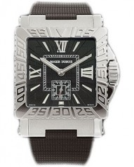 Roger Dubuis » _Archive » AcquaMare Small Seconds GA38 » GA38 14 9 9.53C WG-Steel