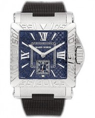 Roger Dubuis » _Archive » AcquaMare Small Seconds GA41 » GA41 14 9 K9.53C Steel