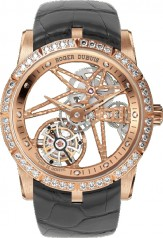 Roger Dubuis » Excalibur » Astral Skeleton Single Flying Tourbillon » RDDBEX0664