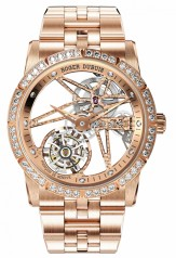 Roger Dubuis » Excalibur » Astral Skeleton Single Flying Tourbillon » RDDBEX0787