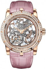 Roger Dubuis » Excalibur » Skeleton Flying Tourbillon » RDDBEX0475