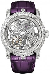 Roger Dubuis » Excalibur » Skeleton Flying Tourbillon » RDDBEX0476