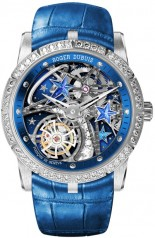 Roger Dubuis » Excalibur » Skeleton Flying Tourbillon » RDDBEX0660