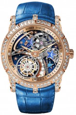 Roger Dubuis » Excalibur » Shooting Star Flying Tourbillon » RDDBEX0761