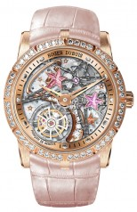 Roger Dubuis » Excalibur » Shooting Star Flying Tourbillon » RDDBEX0762