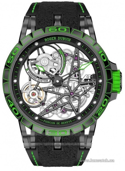 Roger Dubuis » Excalibur » Automatic Skeleton » RDDBEX0706