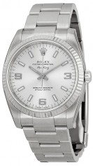 Rolex » _Archive » Air-King 34mm Steel and White Gold » 114234 slio
