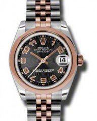 Rolex » _Archive » Datejust 31mm Steel and Everose Gold » 178241 bkcaj