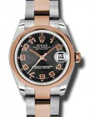 Rolex » _Archive » Datejust 31mm Steel and Everose Gold » 178241 bkcao
