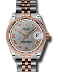 Rolex » _Archive » Datejust 31mm Steel and Everose Gold » 178241 grj