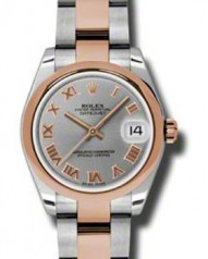 Rolex » _Archive » Datejust 31mm Steel and Everose Gold » 178241 gro