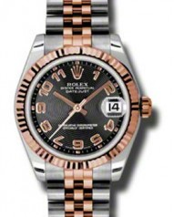 Rolex » _Archive » Datejust 31mm Steel and Everose Gold » 178271 bkcaj