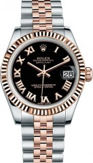 Rolex » _Archive » Datejust 31mm Steel and Everose Gold » 178271-0065