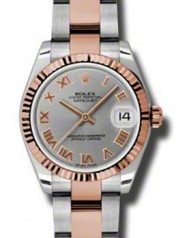 Rolex » _Archive » Datejust 31mm Steel and Everose Gold » 178271 gro