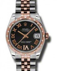 Rolex » _Archive » Datejust 31mm Steel and Everose Gold » 178341 bkdrj