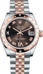 Rolex » _Archive » Datejust 31mm Steel and Everose Gold » 178341-0009