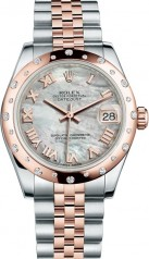 Rolex » _Archive » Datejust 31mm Steel and Everose Gold » 178341-0005