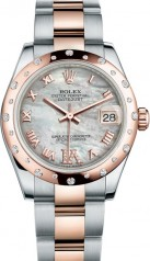 Rolex » _Archive » Datejust 31mm Steel and Everose Gold » 178341-0012