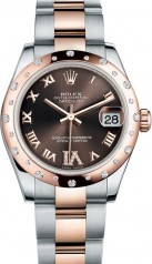 Rolex » _Archive » Datejust 31mm Steel and Everose Gold » 178341-0010