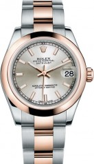 Rolex » _Archive » Datejust 31mm Steel and Everose Gold » 178241-0002