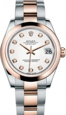 Rolex » _Archive » Datejust 31mm Steel and Everose Gold » 178241-0010