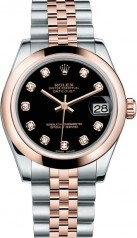 Rolex » _Archive » Datejust 31mm Steel and Everose Gold » 178241-0049