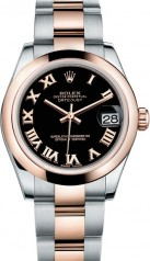Rolex » _Archive » Datejust 31mm Steel and Everose Gold » 178241-0061