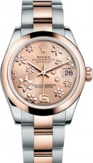 Rolex » _Archive » Datejust 31mm Steel and Everose Gold » 178241-0075