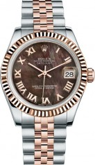 Rolex » _Archive » Datejust 31mm Steel and Everose Gold » 178271-0031