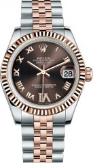 Rolex » _Archive » Datejust 31mm Steel and Everose Gold » 178271-0071