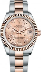 Rolex » _Archive » Datejust 31mm Steel and Everose Gold » 178271-0074