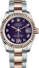 Rolex » _Archive » Datejust 31mm Steel and Everose Gold » 178271-0076