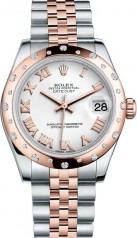 Rolex » _Archive » Datejust 31mm Steel and Everose Gold » 178341-0001