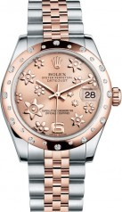 Rolex » _Archive » Datejust 31mm Steel and Everose Gold » 178341-0006