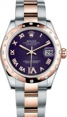 Rolex » _Archive » Datejust 31mm Steel and Everose Gold » 178341-0011