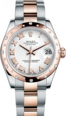 Rolex » _Archive » Datejust 31mm Steel and Everose Gold » 178341-0015
