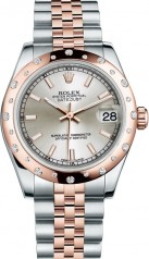Rolex » _Archive » Datejust 31mm Steel and Everose Gold » 178341-0022