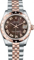 Rolex » _Archive » Datejust 31mm Steel and Everose Gold » 178341-0027