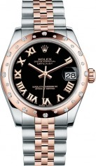 Rolex » _Archive » Datejust 31mm Steel and Everose Gold » 178341-0032