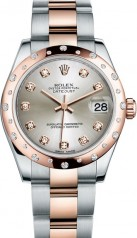 Rolex » _Archive » Datejust 31mm Steel and Everose Gold » 178341-0033