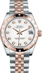 Rolex » _Archive » Datejust 31mm Steel and Everose Gold » 178341-0044