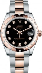 Rolex » _Archive » Datejust 31mm Steel and Everose Gold » 178341-0054