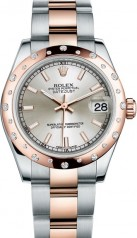 Rolex » _Archive » Datejust 31mm Steel and Everose Gold » 178341-0058