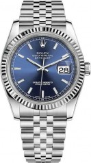 Rolex » _Archive » Datejust 36mm Steel and White Gold » 116234-0139