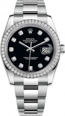 Rolex » _Archive » Datejust 36mm Steel and White Gold » 116244-0017